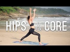 Yoga For Weight Loss - Hips and Core Vinyasa - Yoga With Adriene - YouTube