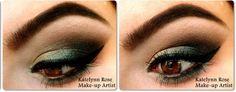 Neutral Green http://www.makeupbee.com/look.php?look_id=75057