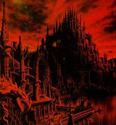 Hell (Location) - Comic Vine