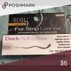 Ardell Striplash Adhesive Waterproof Formula Dries Quickly And Is Easy To Use Holds Strip Lashes Securely Ardell Makeup