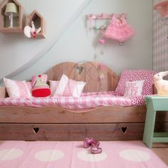Rustic Range - Bespoke by Baker - The home of handmade childrens theme beds & playhouses Little Girl Rooms, Fashion Room, Kid Spaces, Kid Beds, Nursery Room, Kids Furniture, Girls Bedroom, Room Inspiration, Decoration