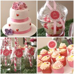 Red & Pink Ladybug Party — Celebrations at Home