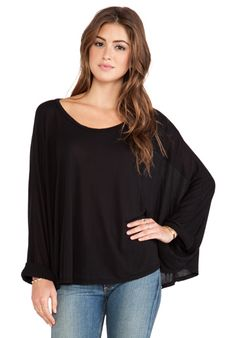 Great black top - this will become a staple!