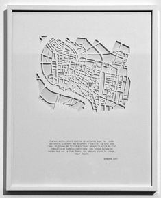 Les villes en creux by Armelle Caron. Cut out city maps. Bangkok Awesome figure ground plan for exhibitions and books. Architecture Graphics, Architecture Drawings, Urban Analysis, Site Analysis, Art Carte, Armelle, Arch Model, Bangkok, Map Design