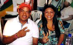 Oneida Pinto y Fabio Velásquez gobernarán hasta el 2019 en La Guajira