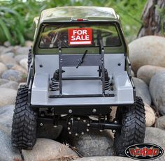 Tube Back Half for Axial SCX10