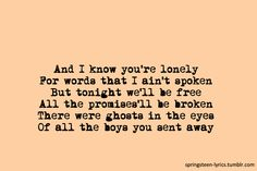 all the boys you sent away!