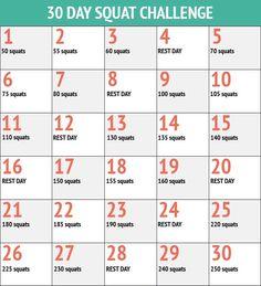 Best 30 Day Challenges