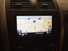 Do you want the latest in car audio technology without spending big money on a brand new vehicle? We hear that often. But you don't need to buy a brand new car just to enjoy the latest in mobile audio and technology, because we can install affordable solutions in just about any vehicle! In fact, the team at our West Carrollton store recently installed this Kenwood navigation receiver and Alpine license plate frame-mounted rear backup camera, in this Toyota Corolla!
