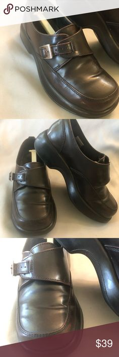 Popular Brand Hotter Ladies Comfort Concept Leather Medium Heel Shoes 5.5 Excellent Condition Firm In Structure Clothing, Shoes & Accessories Women's Shoes