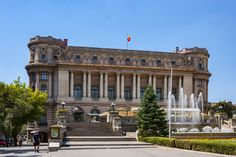 All sizes | Palace of the National Military Circle - Bucharest, Romania | Flickr - Photo Sharing!