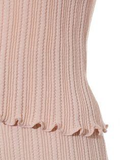 フリルニットプルオーバー(プルオーバー)|snidel(スナイデル)|ファッション通販|ウサギオンライン公式通販サイト
