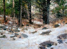 Landscape Painting - Richard Schmid
