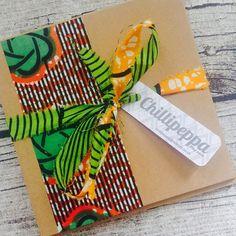 10 invitations de mariage africain wax africaine par ChilliPeppa