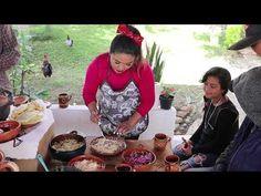 enfrijoladas receta de rancho - YouTube