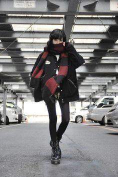 via Drop #Tokyo, street style