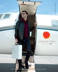 Joaquim Miro #Style #Airplane #Men #Clothes