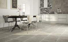 Terre Cenere | Floor and Wall Tiles - Iris Ceramica