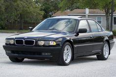 2001 #BMW 7-Series 740i M SPORT Package - #WorldTranssport Corp, #UsedCars in…