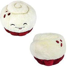 """Squishable / Red Velvet Cupcake Plush - 15"""""""