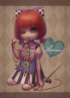 Nuime-chan by Daiyou-Uonome.deviantart.com on @DeviantArt