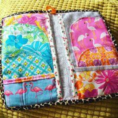 Have passport wallet will travel #summerholidays #selfishsewing