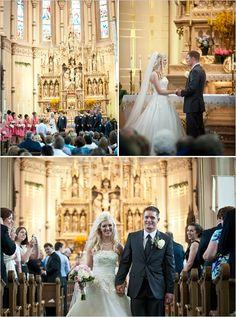 chuch wedding