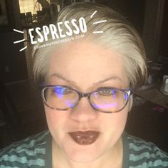 Limited Edition Espresso LipSense by SeneGence is a neutral color. You can view it on people, look at combos or comparisons or even in a collage.  However, nothing rivals seeing it on a real person.  Click to purchase yours NOW!  #lipsense #senegence