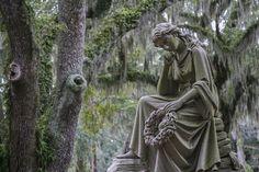 Bonaventura cemetery-Savannah Georgia