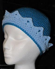 Crochet Prince Jughead Beanie Hat - Free Pattern