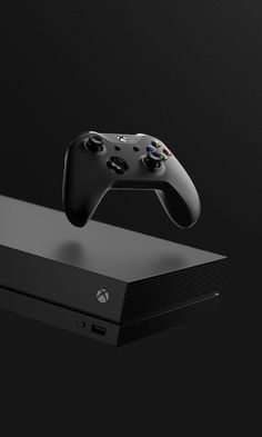 Xbox One X  Damn what a beauty!
