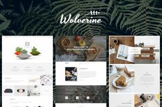 Wolverine Multipurpose HTML5 Template by 9WPThemes on Envato Elements