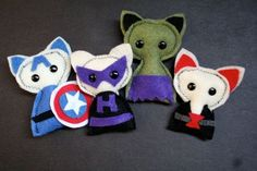 avengers black widow food ideas | Avengers Cutie Pins Chibi Hawkeye Black Widow Hulk Captain America. $5 ...