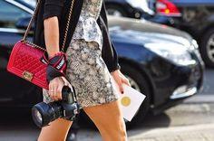 Red Boy Bag Chanel Bolsa Boy Bag: