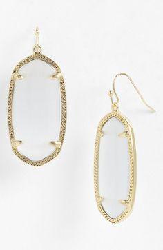 Kendra Scott Elle Drop Earrings Nordstrom Clothing Pinterest And