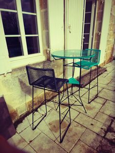 1000 images about fauteuil et ambiance outdoor on for Ambiance tables et chaises reims