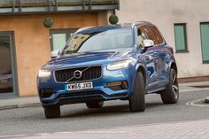 Volvo XC90 T8 Twin Engine R-Design - Review