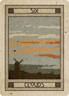 6/39. Clouds - Chelsea-Lenormand by Neil Lovell