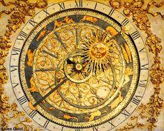 Astronomical Clock - Cathédral St. Jean