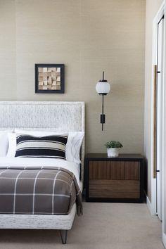 KELLY WEARSTLER | INTERIORS. Hollywood Proper Residences Bedroom