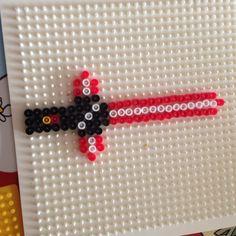 Star wars espada hama bead