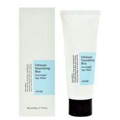 COSRX Ultimate Nourishing Rice Overnight Spa Mask | Canada & USA | Chuusi
