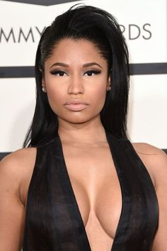 Proof That Nicki Minaj Has Had The Biggest Beauty Transformation In Hollywood #refinery29 https://www.refinery29.com/2016/05/110748/nicki-minaj-makeup#slide-14