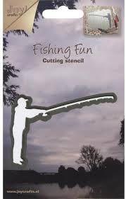 joy crafts dies Fishing Fun 6002-0152