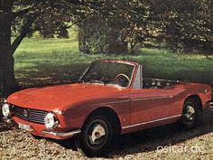 Fiat OSI 1200 S Spider|OSI Modelle|Officine Stampaggi Industriali S.p.A.