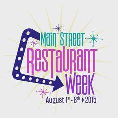 Orlando Main Street Restaurant Week | Orlando Main Street Restaurant Week – August 1 – 8, 2015