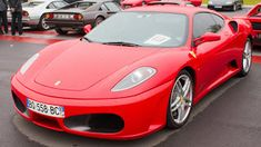 The Ferrari F430 is a sports car that was produced by the Italian automaker Ferrari from 2004 to 2009, as a almsman to the 360. It debuted a...