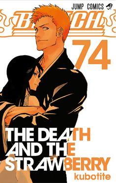 The Bleach volume 74 cover and ending we deserved. Ichiruki. Kurosaki Ichigo. Kuchiki Rukia.