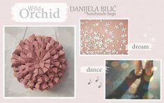 WILD ORCHID - Danijela Bilic handmade bags