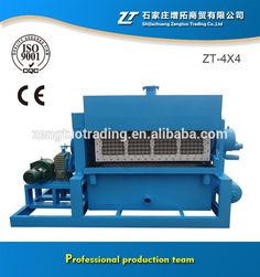 egg tray production line suitable for making fruit tray and bottle tray ZT-4*4
